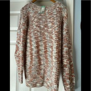 Gorgeous new fall sweater.   Brand new